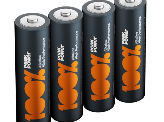 A reliable and sustainable double A battery